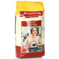 Сахар-песок Националь для чая белый кристаллический 900г