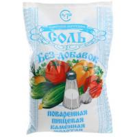 Соль Тырецкий солерудник пищевая без добавок 1000г