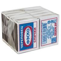 Спички хозяйственные 10 коробков