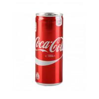 Кока-кола 0,25л ж/б