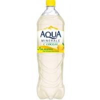 Напиток безалкогольный Аква Минерале лимон негаз. 1,5л
