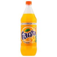 Фанта вкус апельсина 0,9л