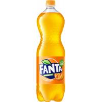 Фанта вкус апельсина 1,5л