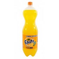 Фанта вкус апельсина 2л