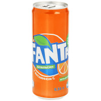 Фанта вкус апельсина ж/бн 0,33л