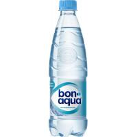 Вода Бонаква чистая питьевая негаз 0,5л