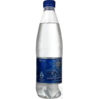 Вода Бонаква чистая питьевая сильногаз 0,5л