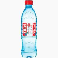 Вода Виттель минеральная не/газ 0,5л пэт