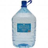 Вода Карельская жемчужина негазированная 18,5л одноразовая бутыль
