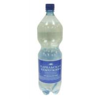 Вода Карельская жемчужина столовая газ 1,5л
