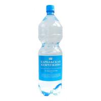 Вода Карельская жемчужина столовая негаз 1,5л