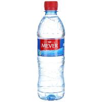 Вода Мевер питьевая природная негаз 0,5л пэт