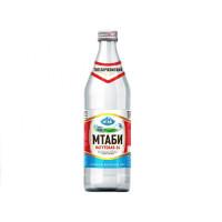 Вода минеральная Мтаби лечебно-столовая 0,5л ст/б