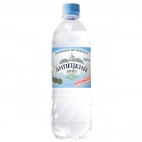 Вода питьевая Липецкий Бювет н/газ 0,5л