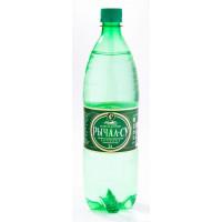 Вода Рычал Су минеральная лечебно-столовая газ 1л пл/б