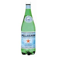 Вода Сан Пеллегрино минеральная газ 1л пэт