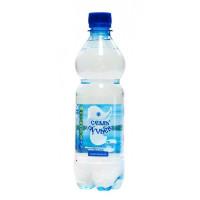 Вода Семь ручьев минеральная питьевая столовая газ 0,5л