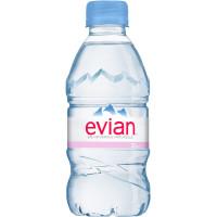 Вода Эвиан минеральная негазированная 0,33л