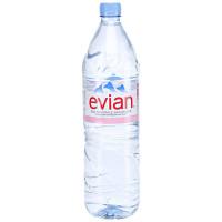 Вода Эвиан минеральная негазированная 1,5л