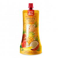 Напиток 28 Сидс имбирь + кокос 250мл