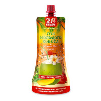 Напиток 28 Сидс сок молодого кокоса 250мл