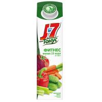 Напиток J7 Тонус Овощной микс с морской солью 0,9л