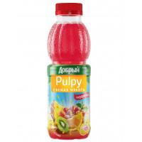 Напиток Добрый Палпи тропический 0,45л пэт