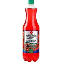 Напиток Калинов родник Морсовые ягоды клюква 1,7л