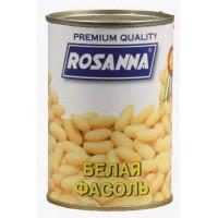 Фасоль Росанна белая ж/бн 400г