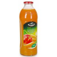 Нектар Аршани морковно-яблочный с мякотью 1л