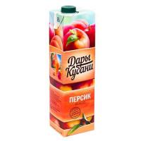 Нектар Дары Кубани персик-яблоко 1л