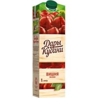 Нектар Дары Кубани яблоко-вишня 1л