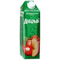"Нектар Добрый ""Деревенские яблочки"" 1л"