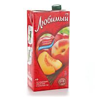 Нектар Любимый яблоко-персик-нектарин 0,95л