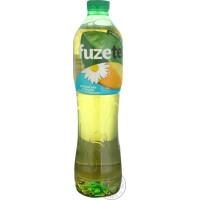 Чай освежающий Фьюз зеленый манго-ромашка 1,5л