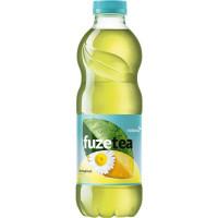 Чай освежающий Фьюз зеленый цитрус 0,5л пэт