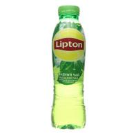 Чай холодный Липтон вкус зеленого чая 0,5л