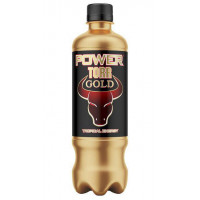 Напиток энергетический Повер Торр Голд 0,5л п/эт