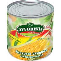 Кукуруза Луговица 340г ж/б