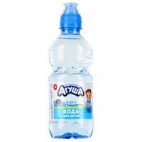 Вода Агуша для детей 0,33л