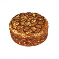 Торт Невские берега трухлявый пень 550г (круг)