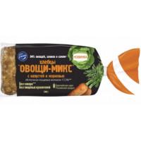 Хлебец Фацер Овощи-микс с капустой и морковью 240г
