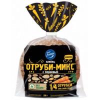Хлебец Фацер отруби-микс с морковью 330г