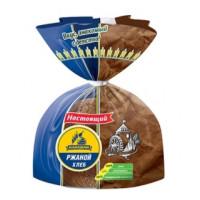 Хлеб Каравай ржаной из обдирной муки 380г нарезка