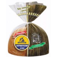 Хлеб Каравай Фермерский 330г нарезка