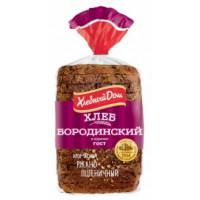 Хлеб Фацер бородинский нарезка 400г