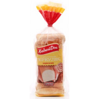 Хлеб Фацер геркулес молочный 500г