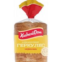 Хлеб Фацер геркулес молочный нарезка 250г