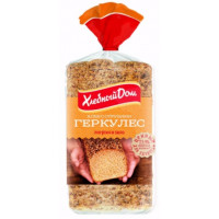 Хлеб Фацер геркулес с отрубями 500г
