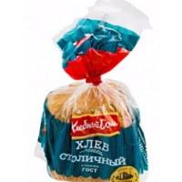 Хлеб Фацер столичный в нарезке (половинка) 350г